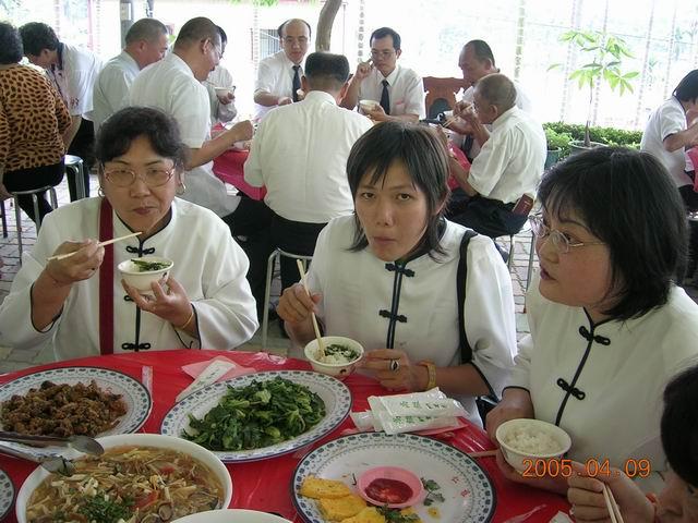 泰國道親到訪竹崎仁禮佛堂