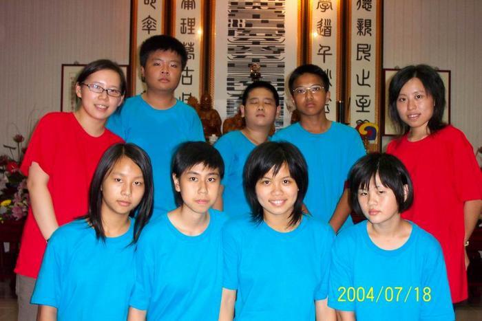 暑期生態營8(樟湖仁慈佛堂)