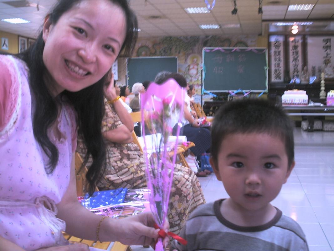 慶祝母親節