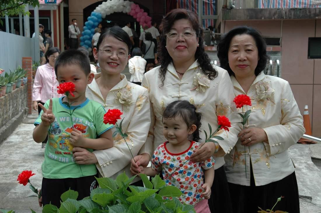 97年度母親節慶祝活動