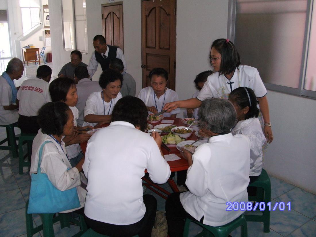 泰國幫善乾元佛堂99年1月新民班