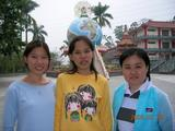 台北楊點傳師與印尼道親來訪94.4.29~31